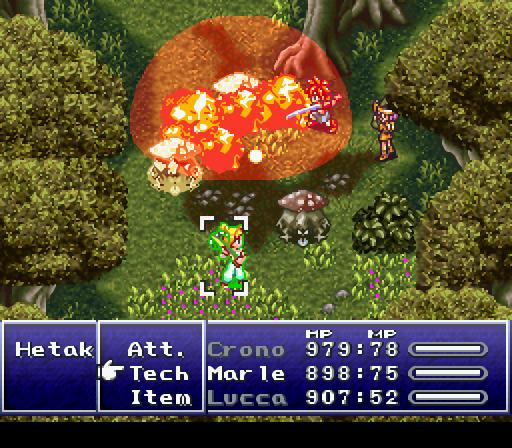 Chrono Trigger Megabomb