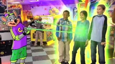 Chuck E. Cheese's TV Commercial - Get Chuckified