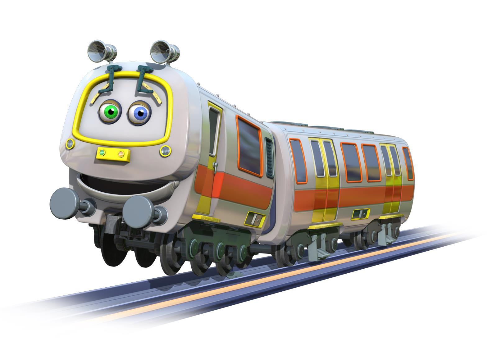 Chuggington coloring pages zack