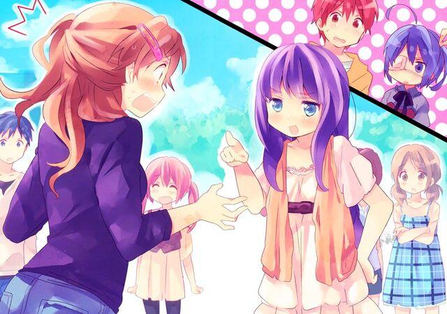 File:Kazari Kannagi (Class Idol) and Shinka Nibutani (Class King).jpg