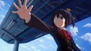 Rikka opens train