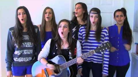 """""""I Knew You Were Trouble"""" by Taylor Swift - cover by CIMORELLI!"""