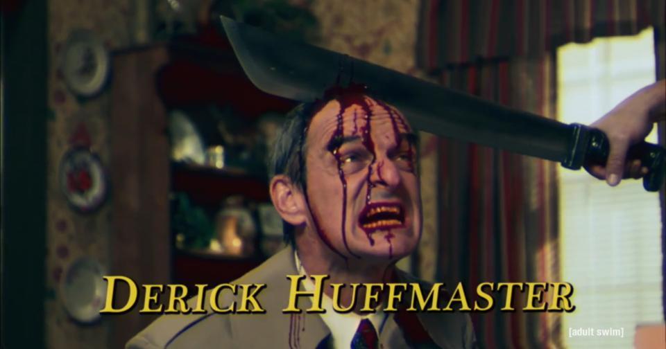 Derick Huffmaster | Cinemorgue Wiki | Fandom powered by Wikia