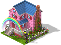Romantic Rainbow Flat-SW