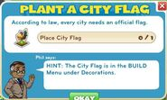Plant a City Flag