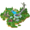 South America Island-icon
