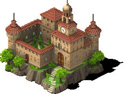 Italian Castle-SW