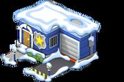 Police snow