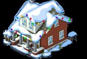 Ranch House snow