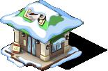 Coffee Shop snow-icon