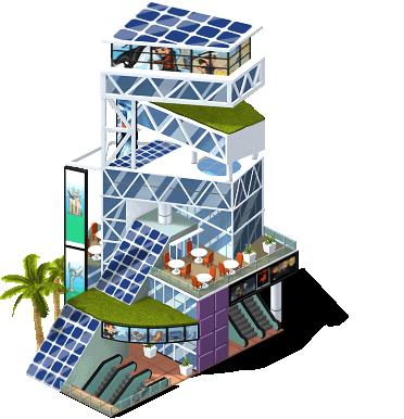 Solar Mall Level 3-SW
