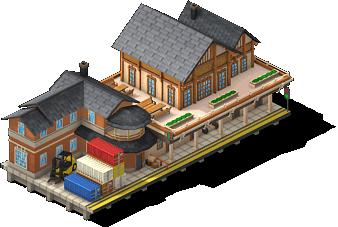Alps Station-SW