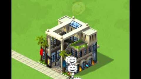 Cityville Luxory Shopping Center