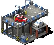 Parking Garage 2-SE