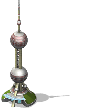 Pearl Tower-SW