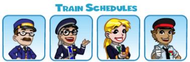 Train Schedules2