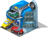 Custom Car Shop-SW