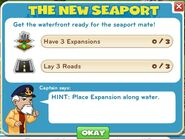 The New Seaport