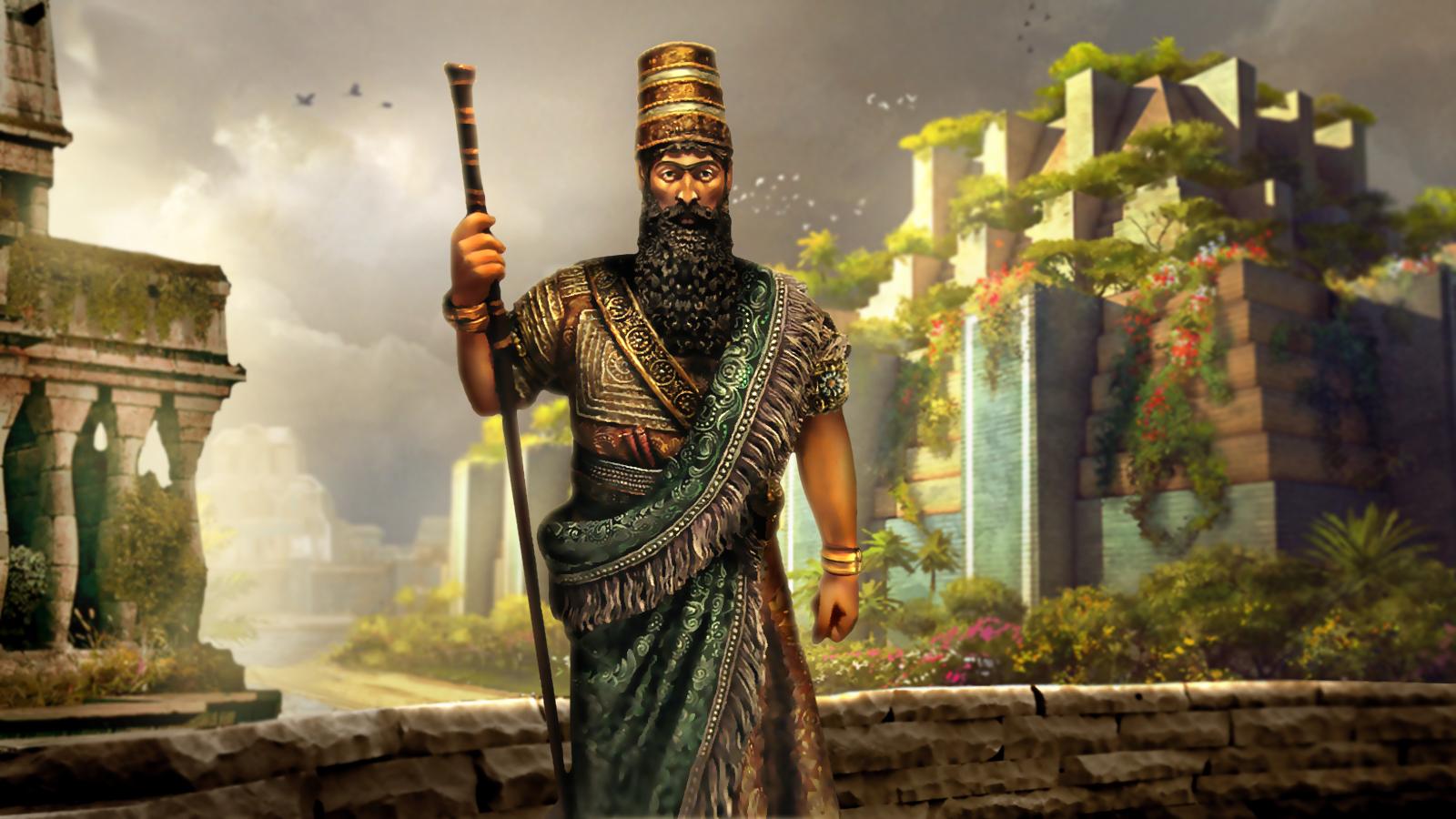 Akkad (Sargon) | Civilization V Customisation Wikia | Fandom ...