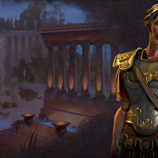 Promotional image of Trajan