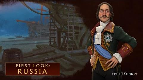 CIVILIZATION VI - First Look- Russia - International Version (With Subtitles)
