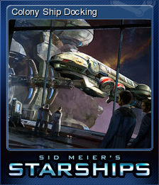 File:Steam trading card small Colony Ship Docking (Starships).png