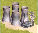 Nuclear Plant (Civ3)