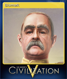 File:Steam trading card small Bismark (Civ5).png