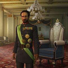Haile Selassie of Ethiopia