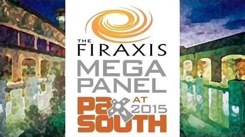 Sid Meier's Starships - Firaxis Games Megapanel @ PAX South 2015