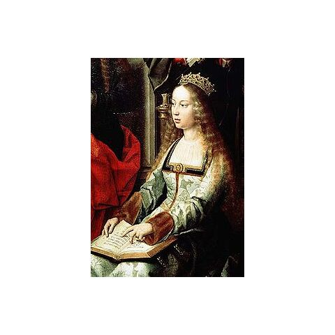 Isabella the Catholic, Queen of Castile