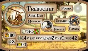 Trebuchet Info Card (Civ5)