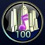 Steam achievement City of Lights (Civ5)