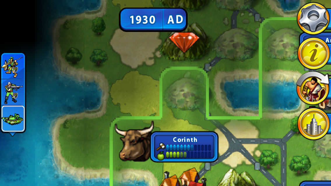 CivRev tiles on iOS