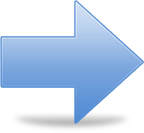 File:Blue arrow right.png