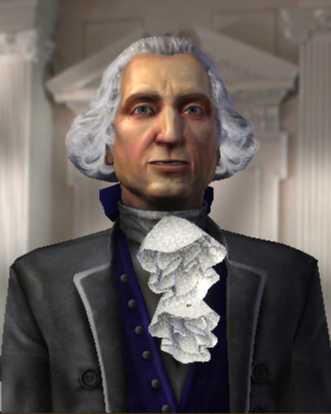 George Washington (Civ4Col)