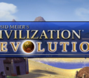 Civilization Revolution games