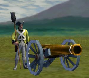 Artillery (Civ4Col)