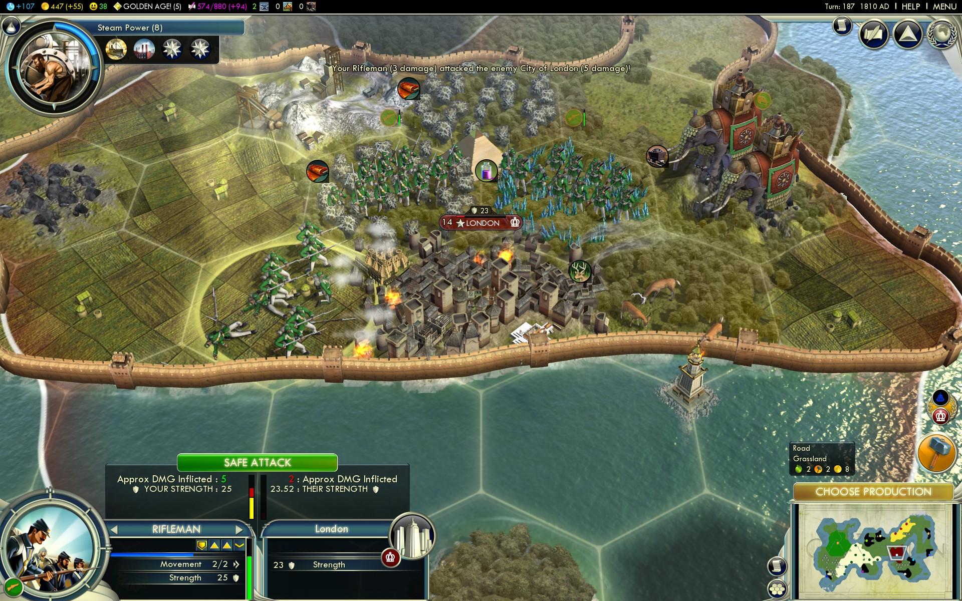City (Civ5) | Civilization Wiki | FANDOM powered by Wikia