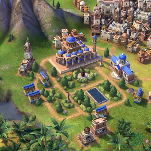 Madrasa in game