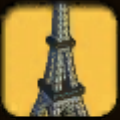 Eiffel Tower (CivRev2)