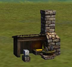 Blacksmith's House (Civ4Col)