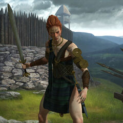 Boudicca of the Celts