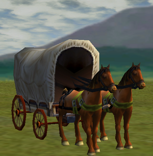 Wagon Train (Civ4Col)