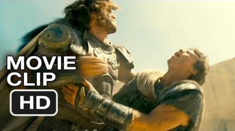 Wrath of the Titans 4 Movie CLIP - Brothers, Not Equals (2012) HD