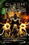 Clash of the Titans: Prequel Comic