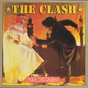 Clash Rock The Casbah Should I Stay Or Should I Go