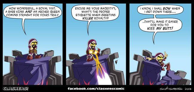Clashers Comic 14