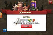 Clan Wars matchmaking