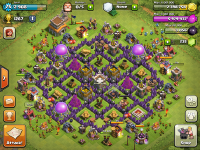 Casklord Base2